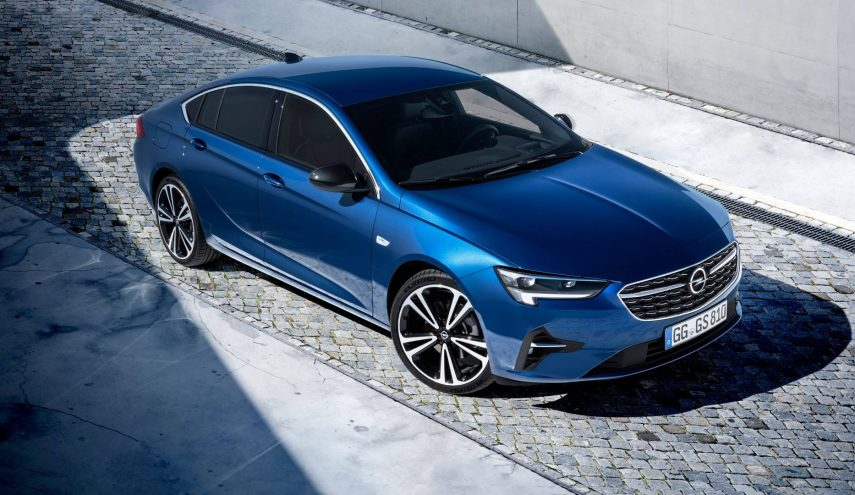 Ya se admiten pedidos para el actualizado Opel Insignia 2020