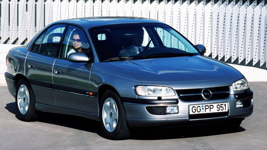 Coche del día: Opel Omega 2.0 DTI (B)