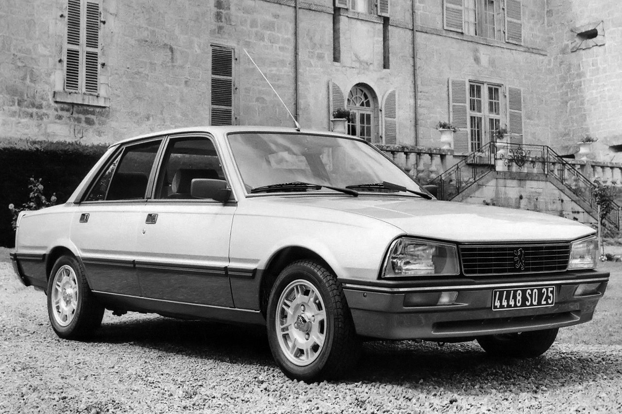 Peugeot 505 Turbo Injection 1983 3