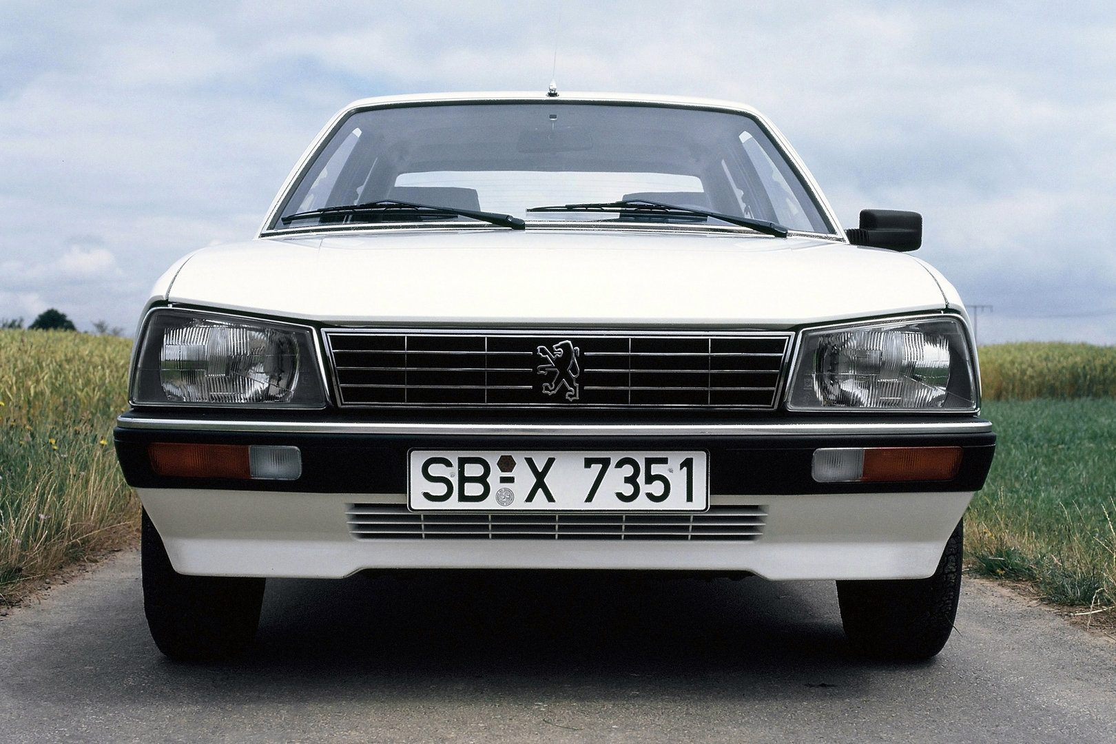 Peugeot 505 Turbo Injection 1986 1
