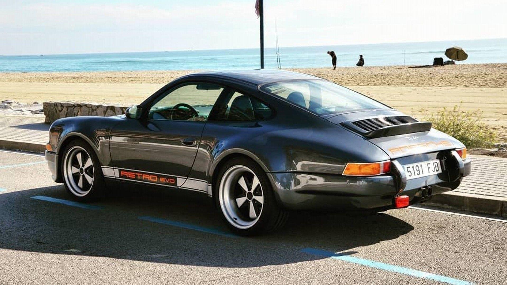 Porsche 911 by Ludic, o cómo hacer un 996 más atractivo