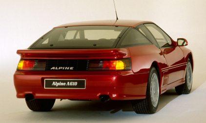 Renault Alpine A610 5