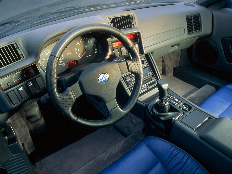 Renault Alpine A610 6