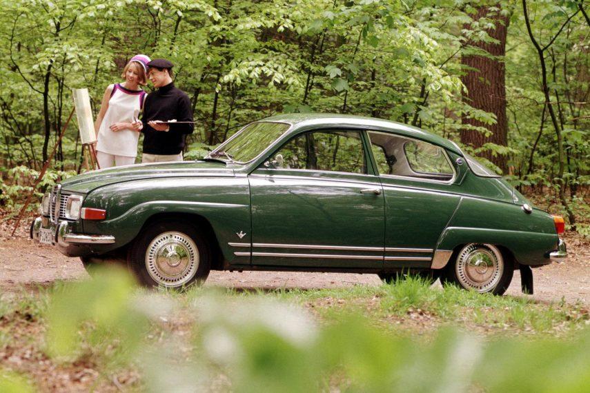 Coche del día: Saab 96 V4