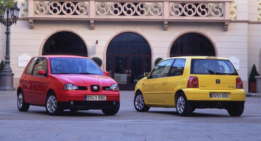 SEAT Arosa 14 16v Sport 1