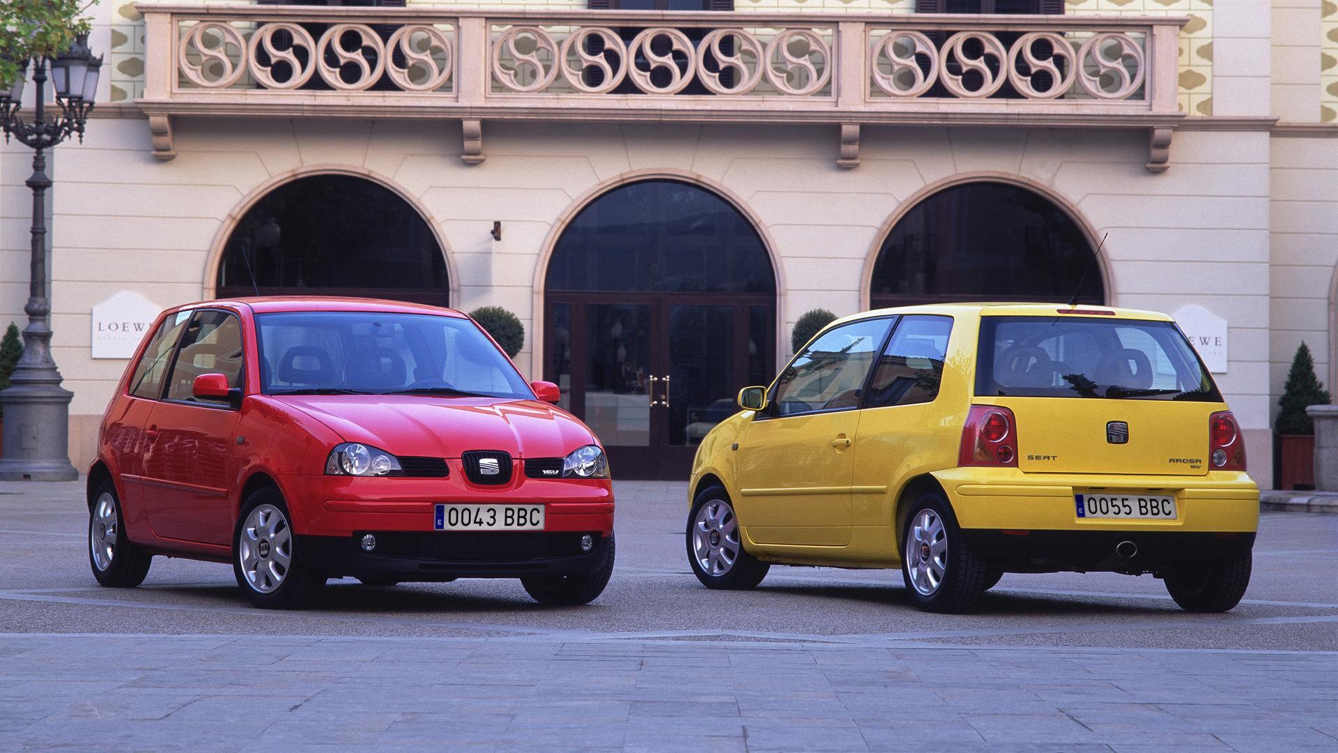 Coche del día: SEAT Arosa 1.4 16v Sport (6H)