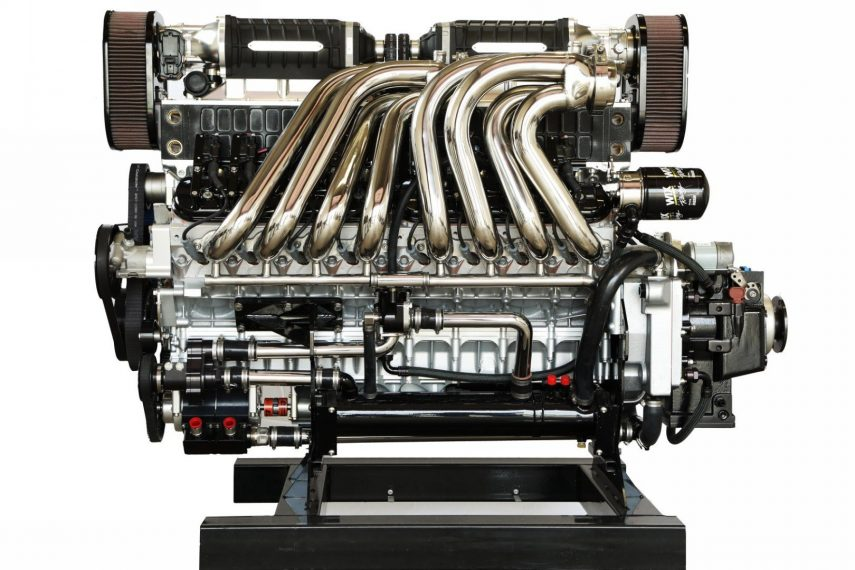 Sixteen Power nos presenta su motor V16 de 14 litros