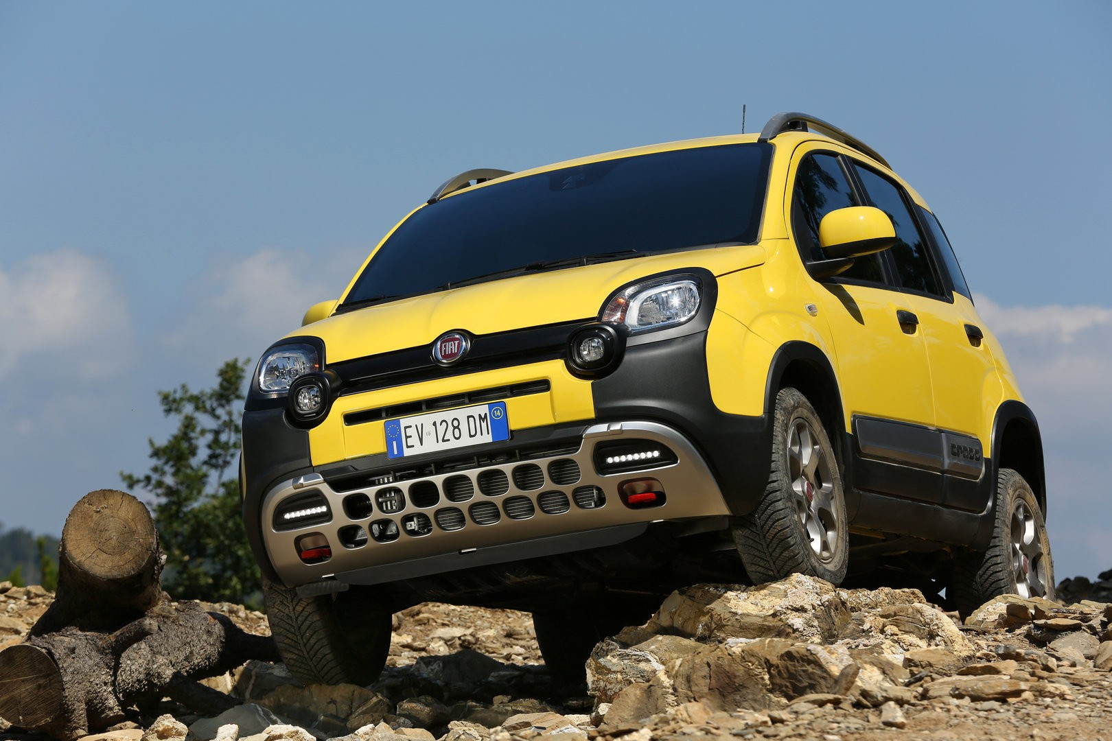 Top10 Gonzalo Fiat Panda Cross