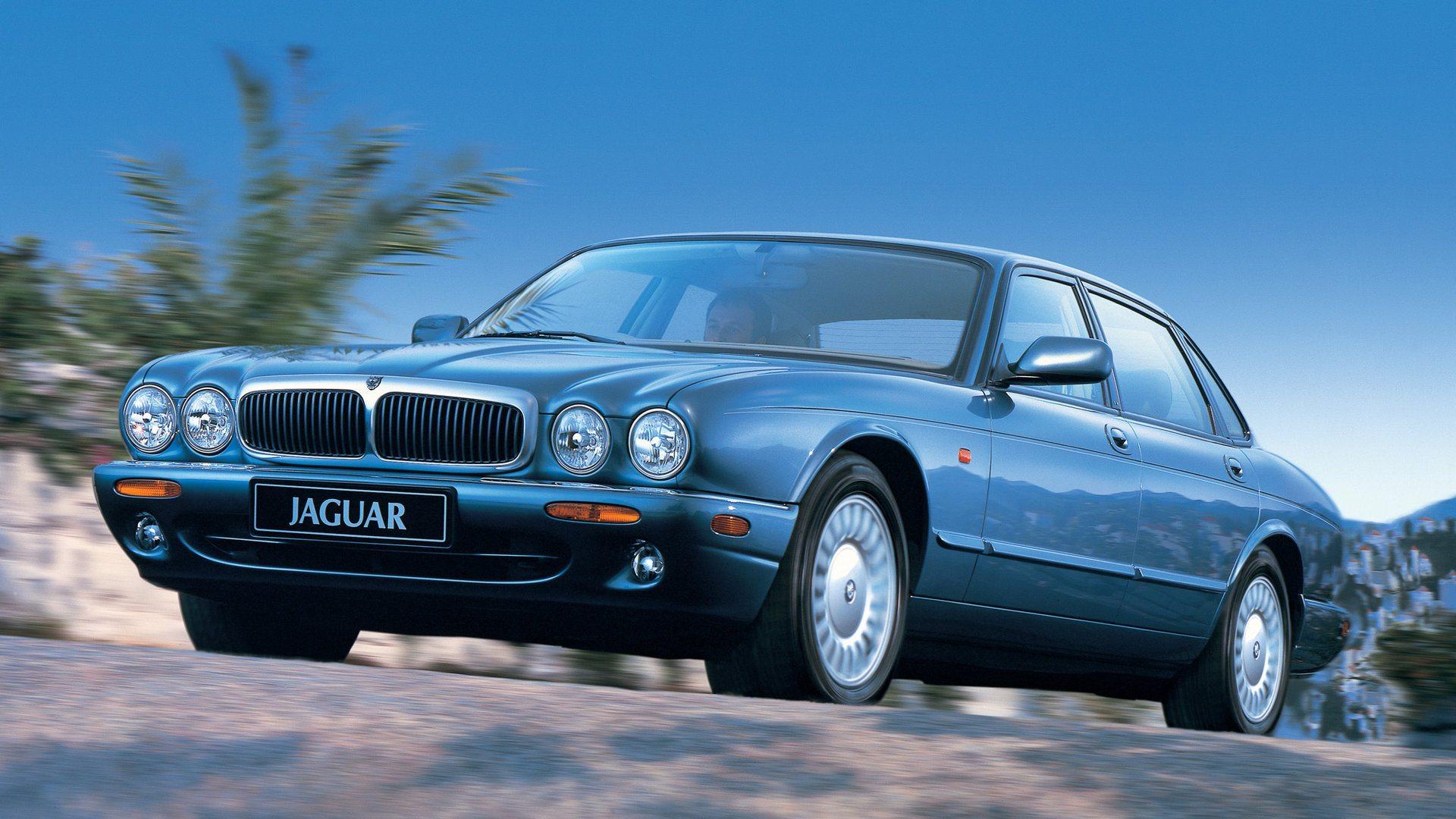 Top10 Gonzalo Jaguar XJ8 X300