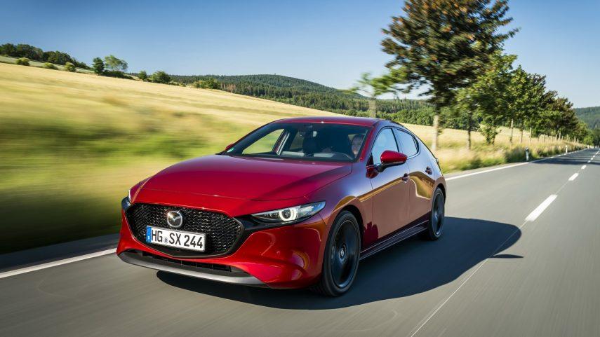 Parece que, finalmente, sí que habrá un Mazda3 turboalimentado