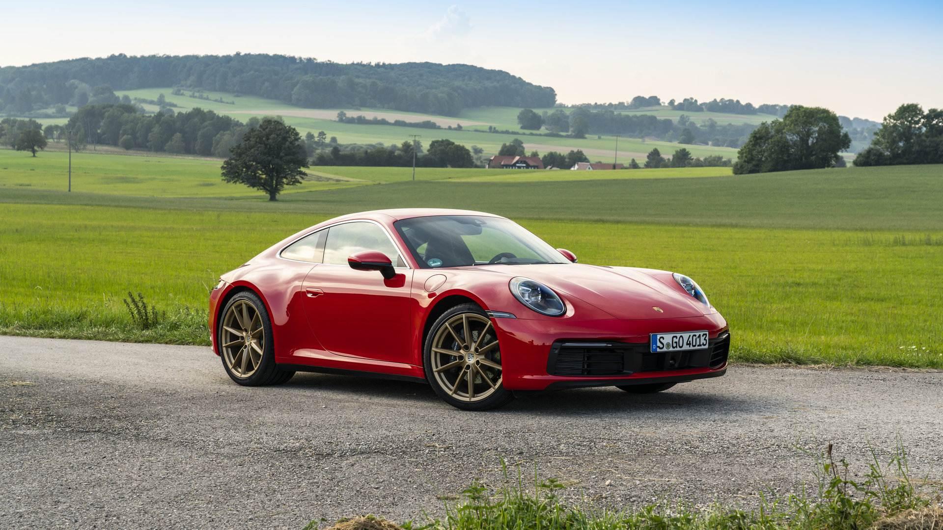 Top10 Guille Porsche 911 Carrera 992