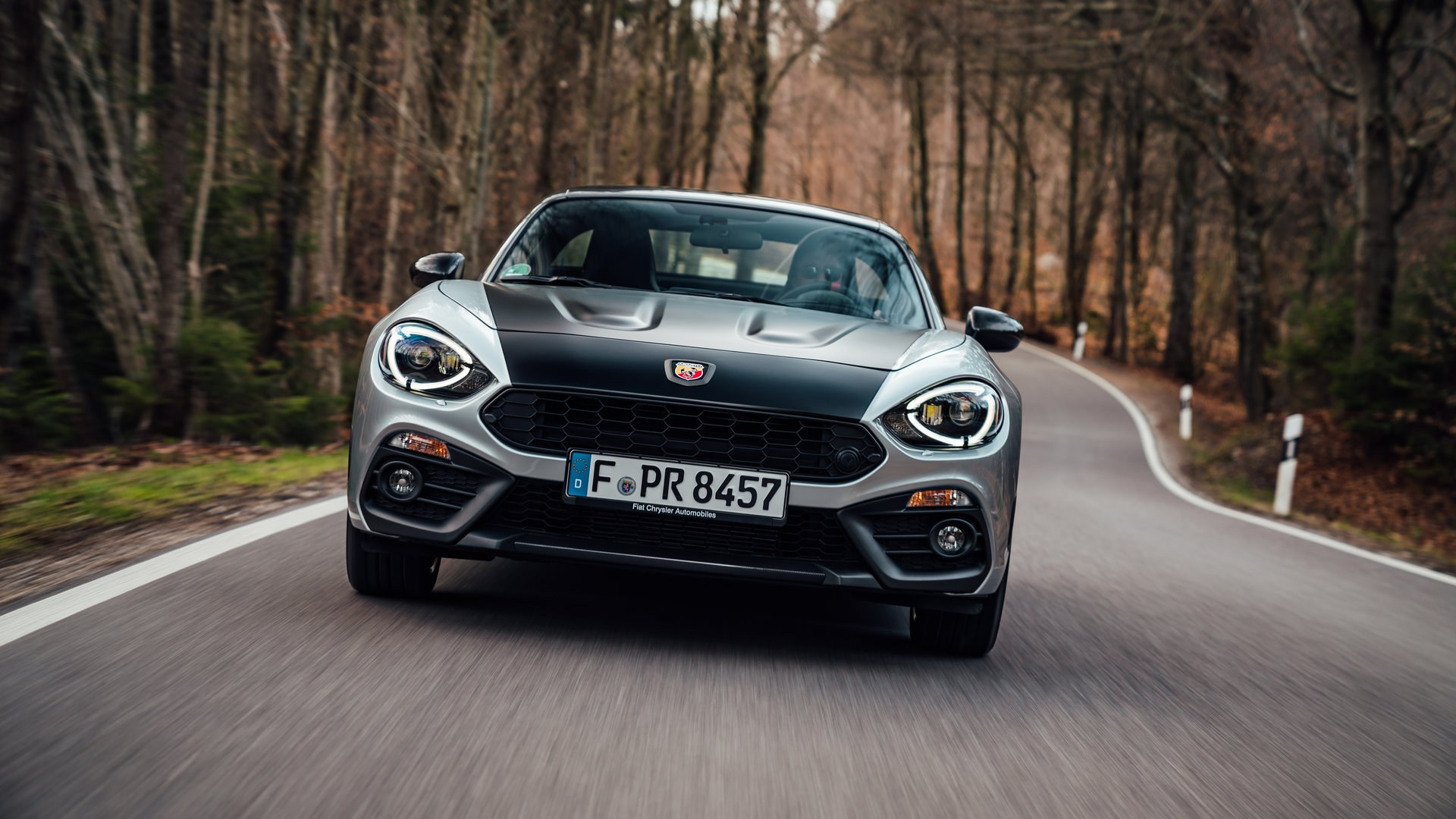 Top10 Miguel Angel Abarth 124 Spider GT