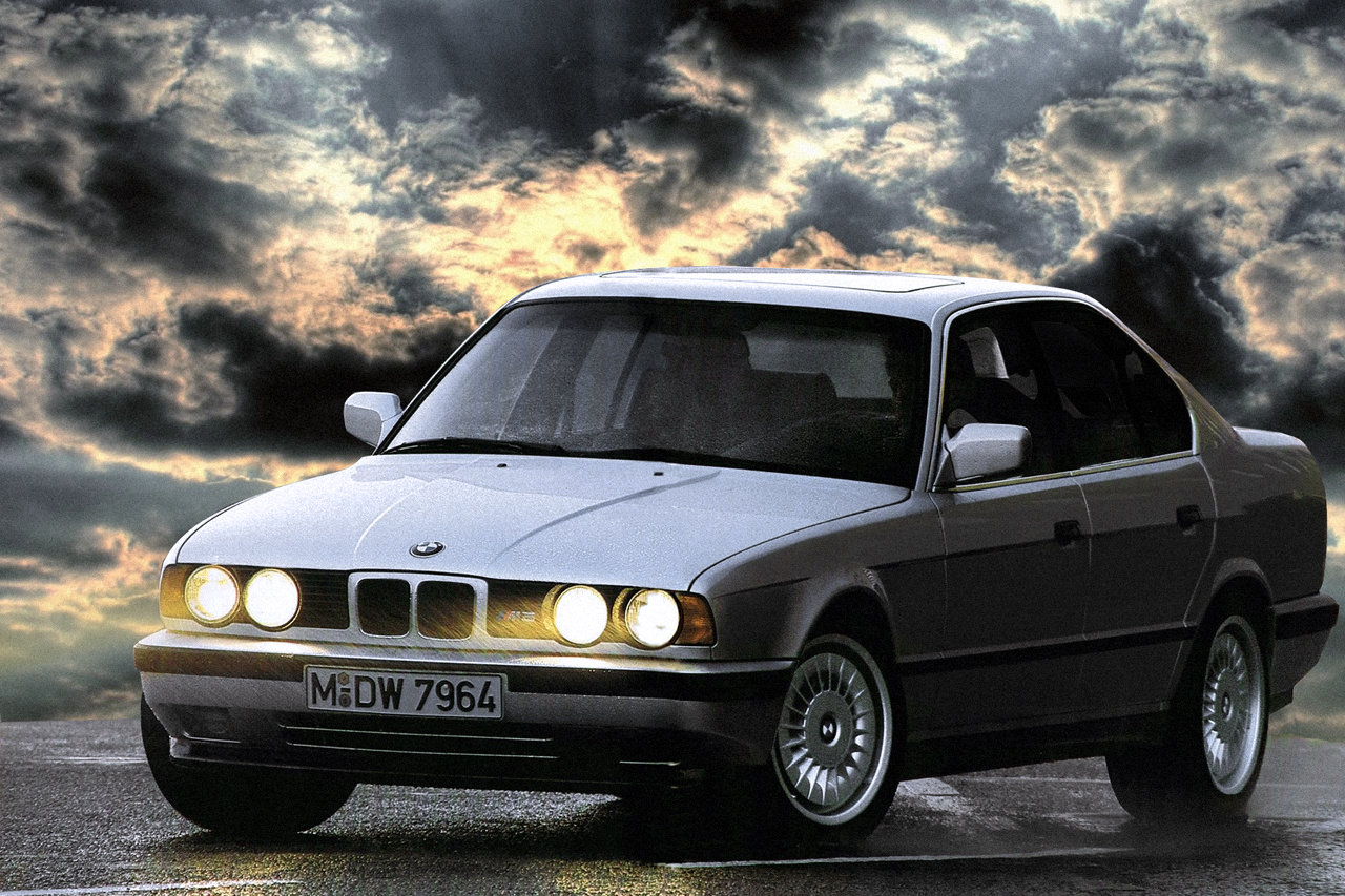 Top10 Miguel Angel BMW M5 E34