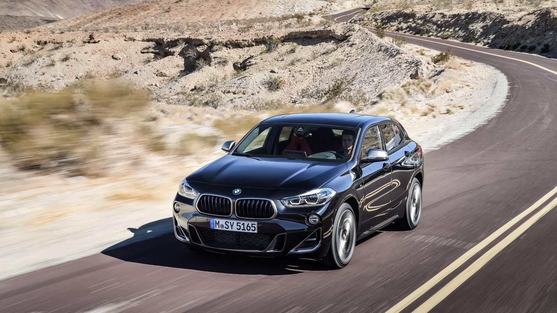Top10 Miguel Angel BMW X2 M35i F39