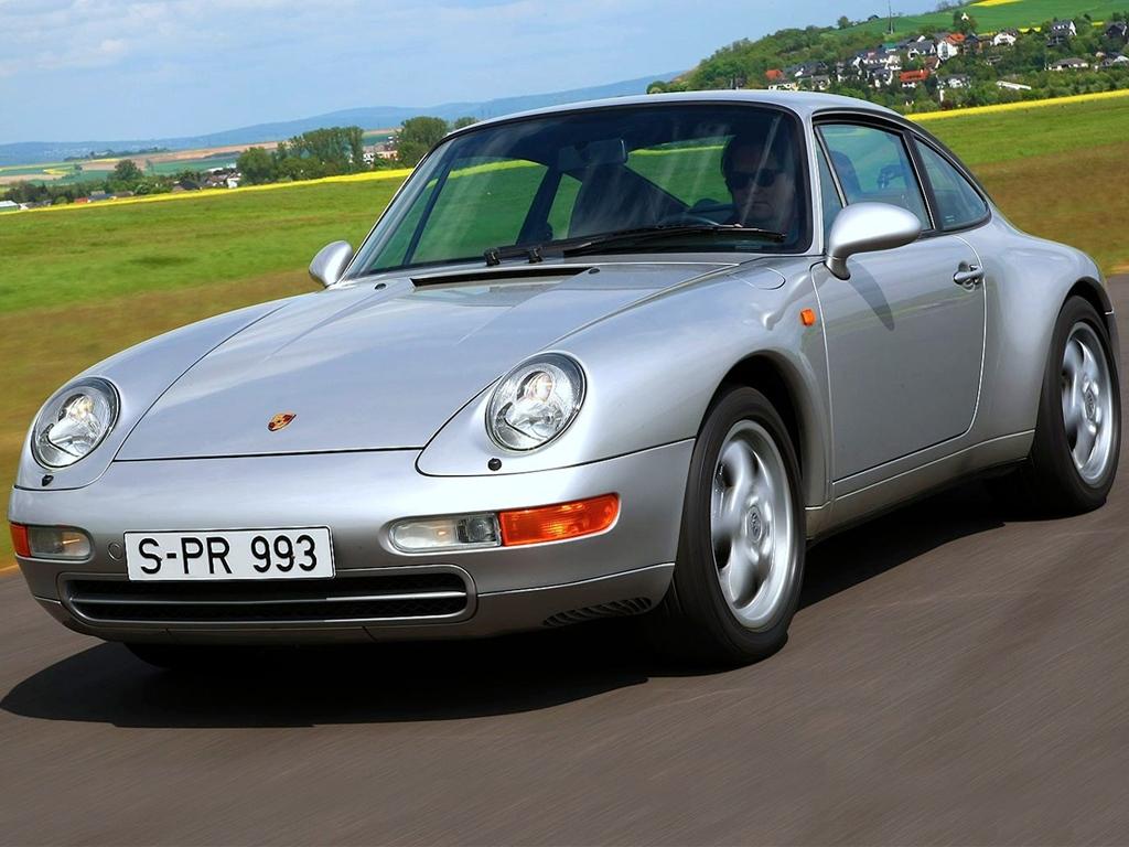 Top10 Miguel Angel Porsche 911 Carrera 993