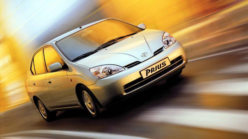 Coche del día: Toyota Prius (XW10)