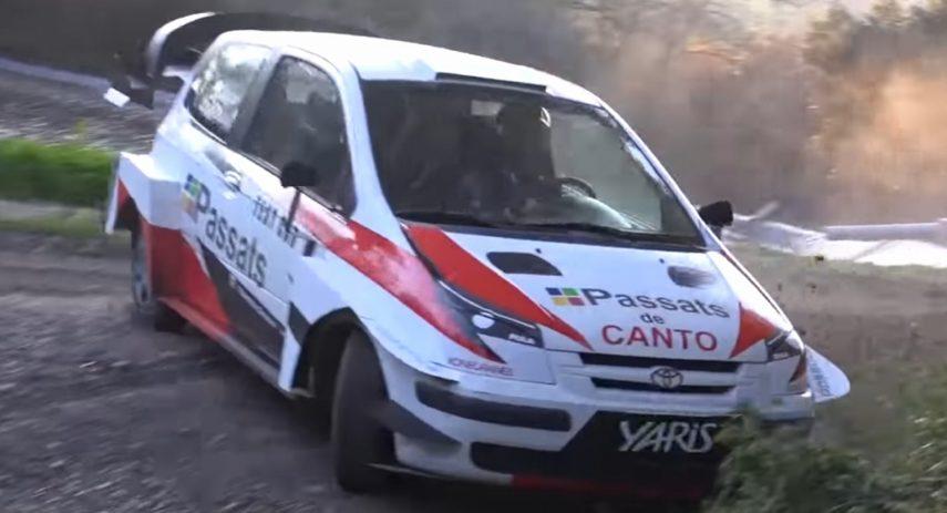Toyota Yaris WRC Parodia (1)