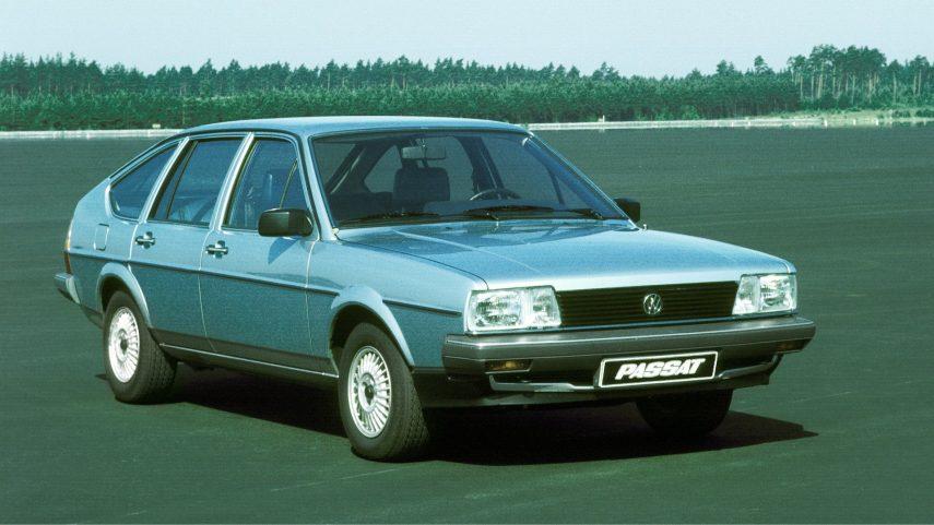 Coche del día: Volkswagen Passat 2.0 (B2)