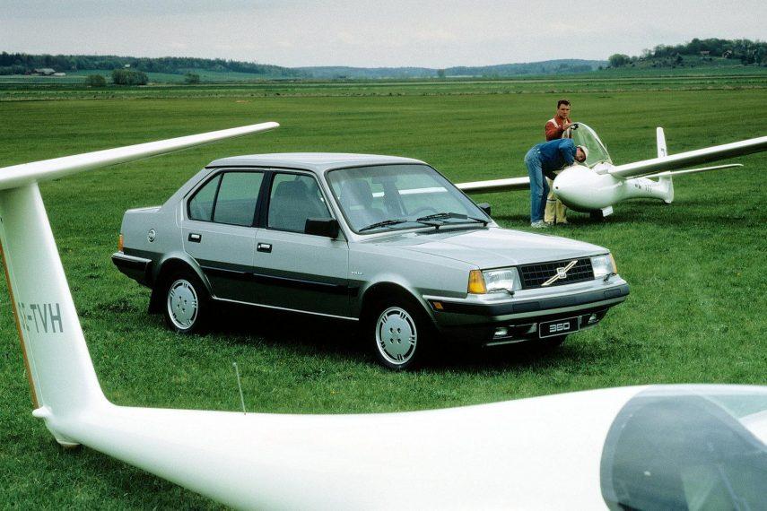 Coche del día: Volvo 360 Sedan