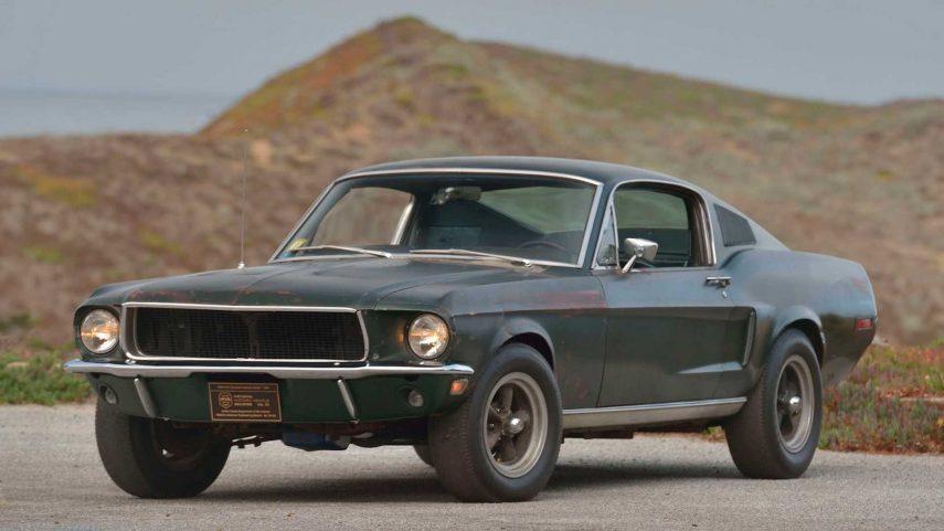 """El Ford Mustang """"Bullitt"""" de Steve McQueen se convierte en el más cotizado del mundo"""