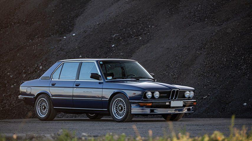 Necesitas este BMW Alpina B7 S Turbo, y lo sabes