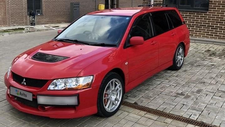 Mitsubishi Lancer EVO IX Wagon GT-A: ¿Y de verdad prefieres antes un SUV?