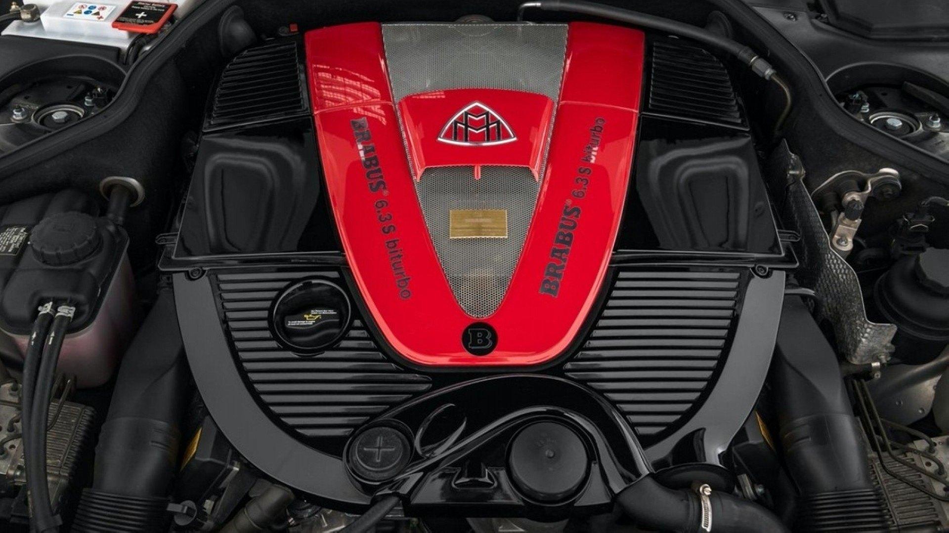 2006 Brabus Maybach 57 S (7)
