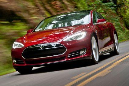 2012 Tesla Model S 60D
