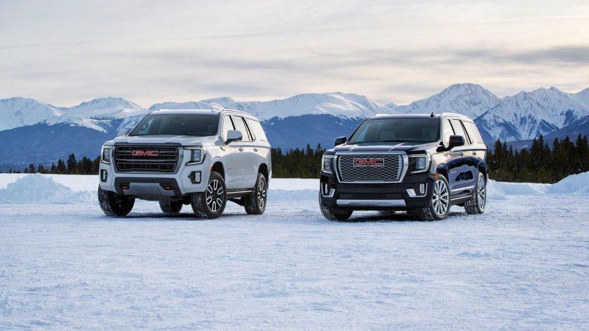 2021 GMC Yukon: ganando espacio, tecnología y un motor diésel
