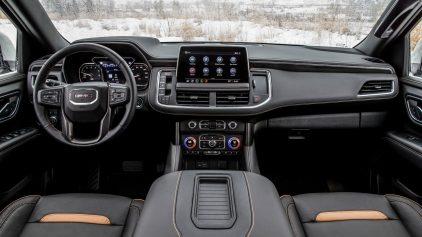 2021 GMC Yukon Interior (1)