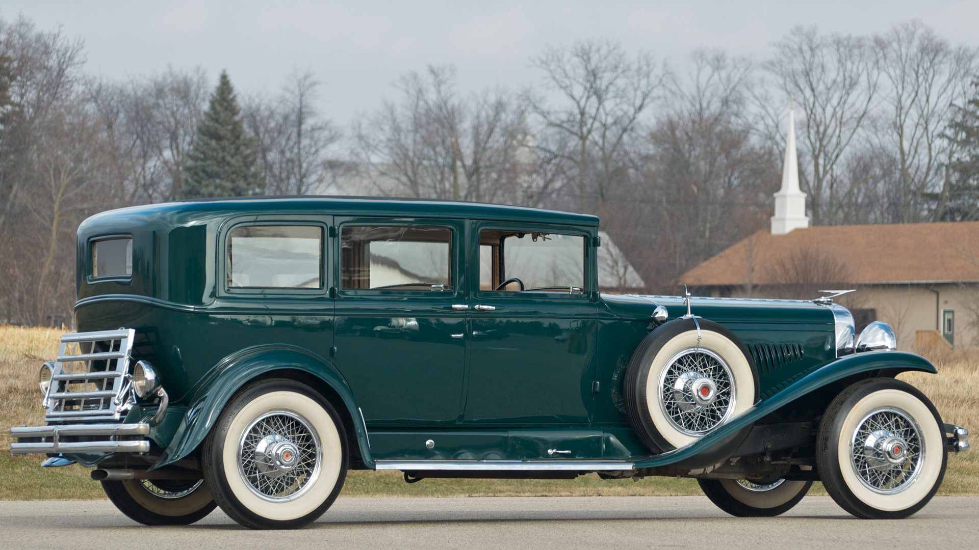 1930 Duesenberg J 383/2402 Limousine LWB by Willoughby