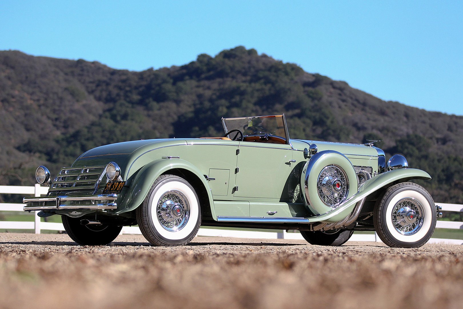 1933 Duesenberg J 429/2446 Convertible Coupe SWB by Murphy