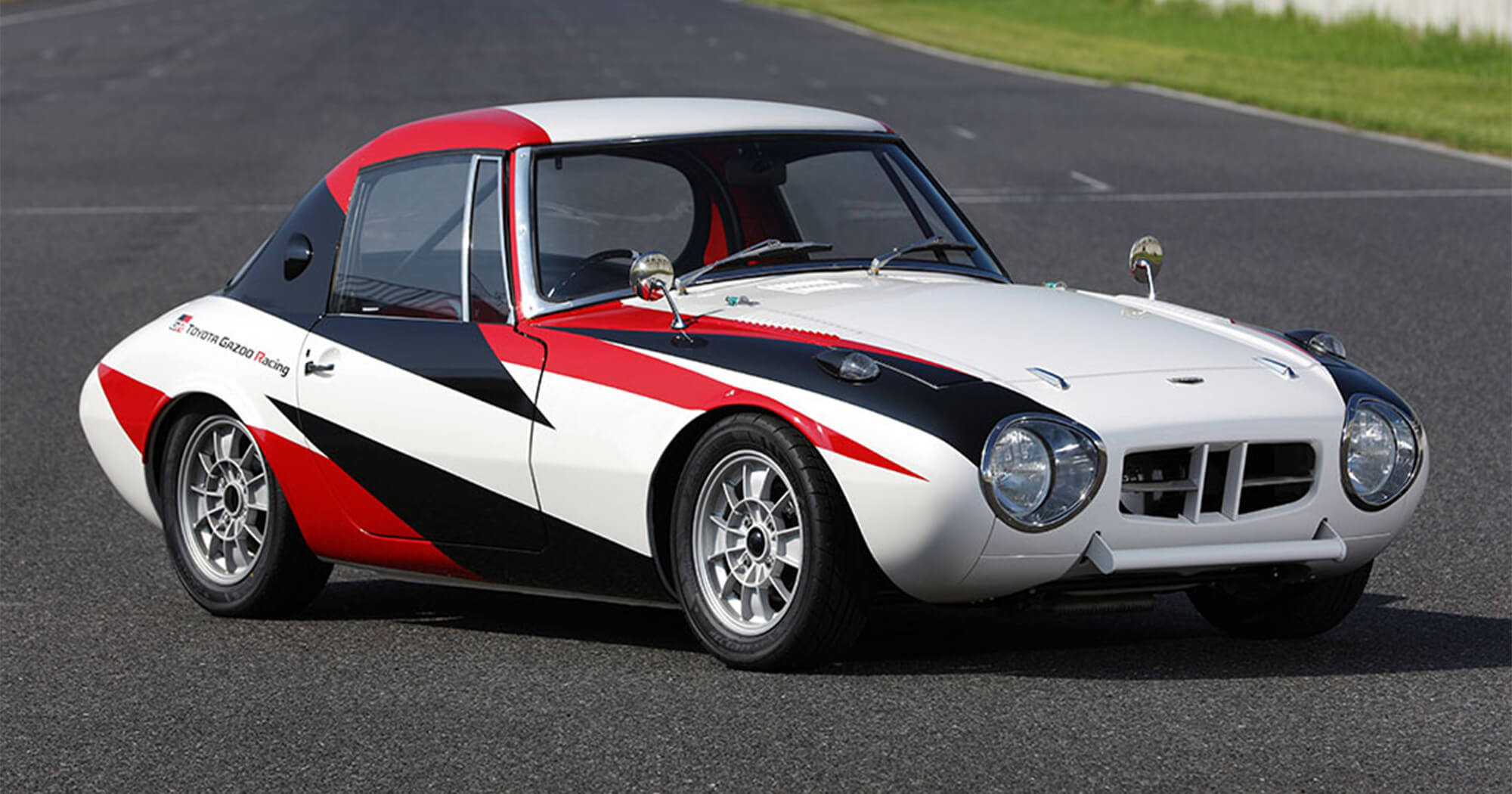 Coche del día: Toyota Sports 800 GR Concept