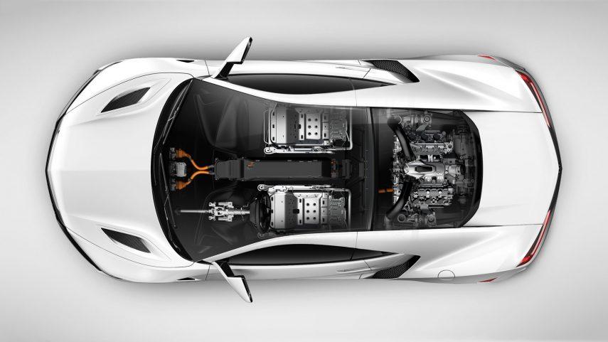 ¿Qué coches hay por tipo y disposición del motor?