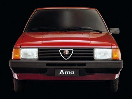 Alfa Romeo Arna SL 1