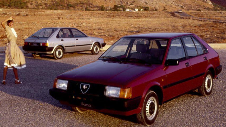 Coche del día: Alfa Romeo Arna