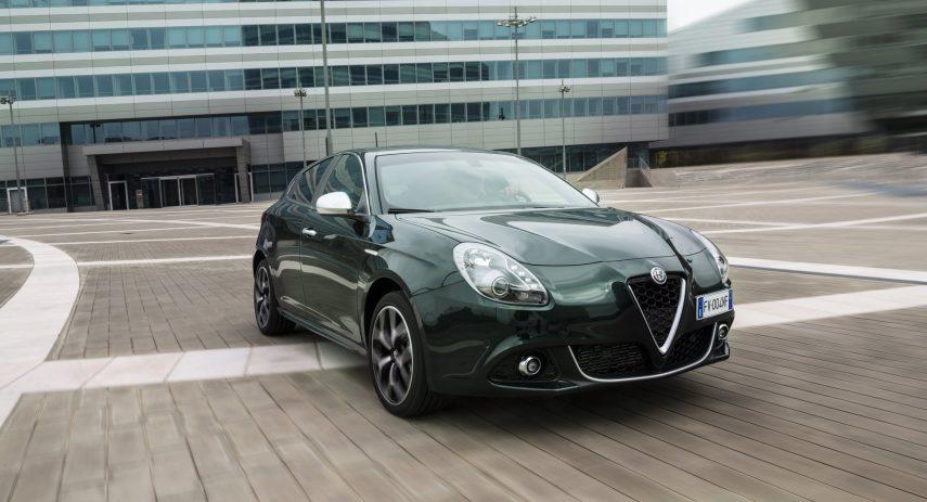 Alfa Romeo Giulietta 2019 1