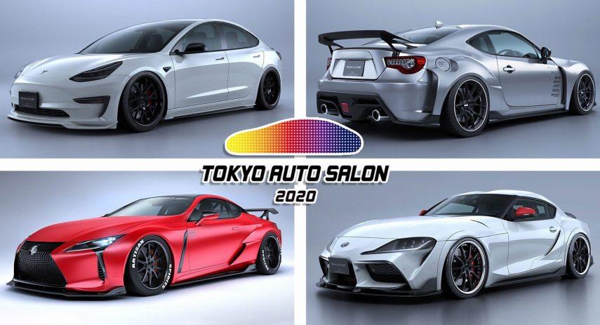 Artisan Spirits Salon del Automovil de Tokio 2020