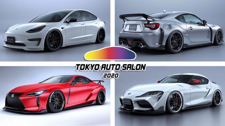 Artisan Spirits presenta sus novedades en el Salón de Tokio 2020