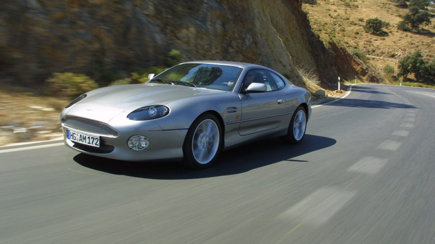 Coche del día: Aston Martin DB7 Vantage