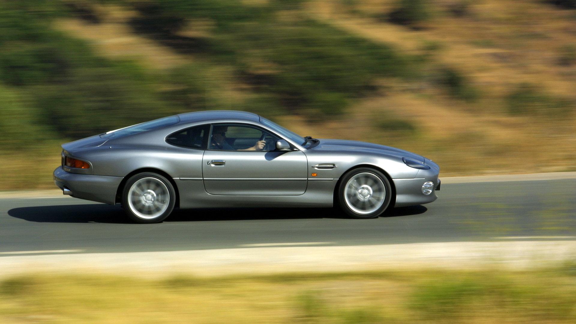 Coche Del Dia Aston Martin Db7 Vantage Espiritu Racer
