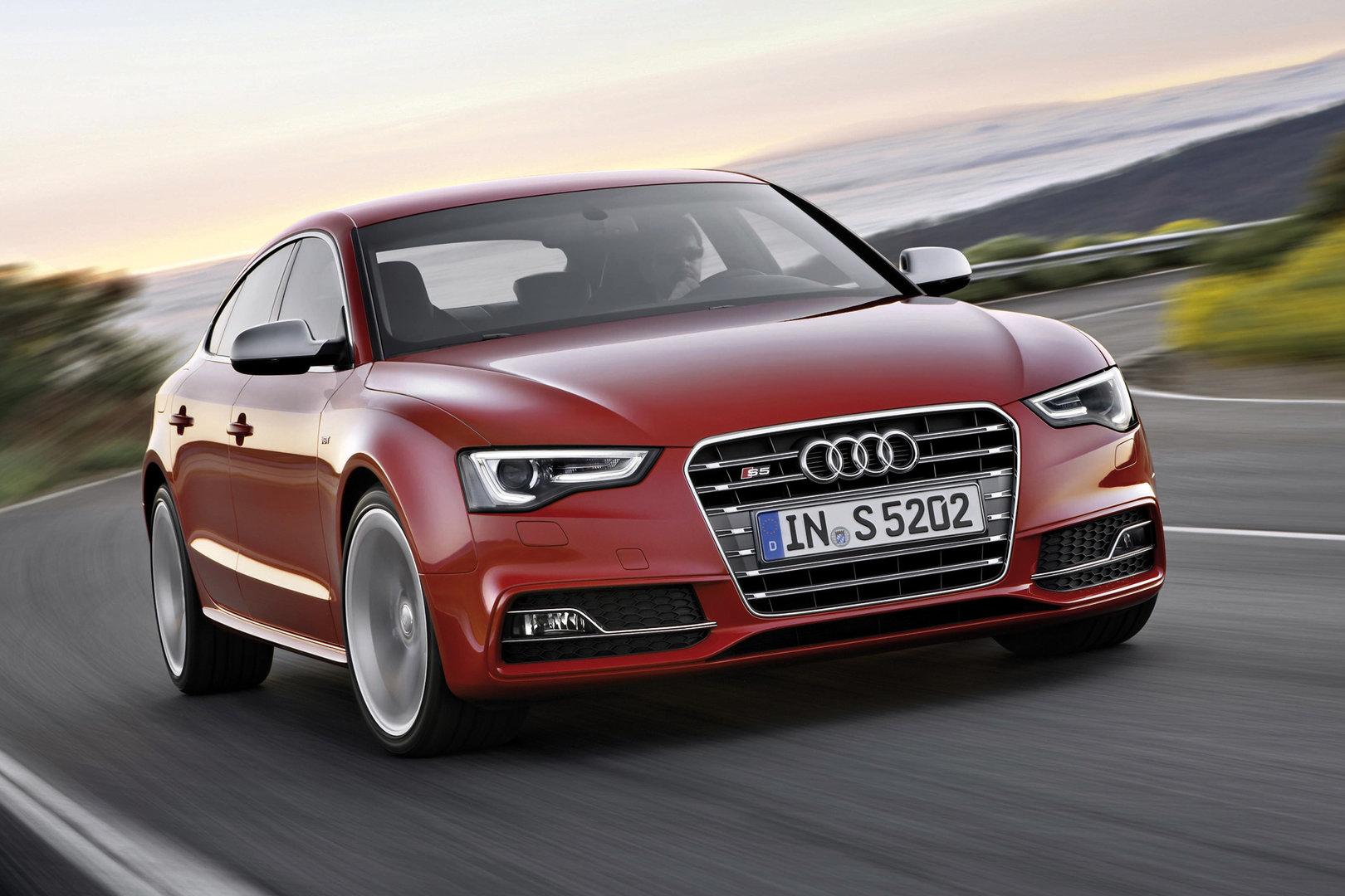 Coche del día: Audi S5 Sportback 3.0 TFSI (B8.5)