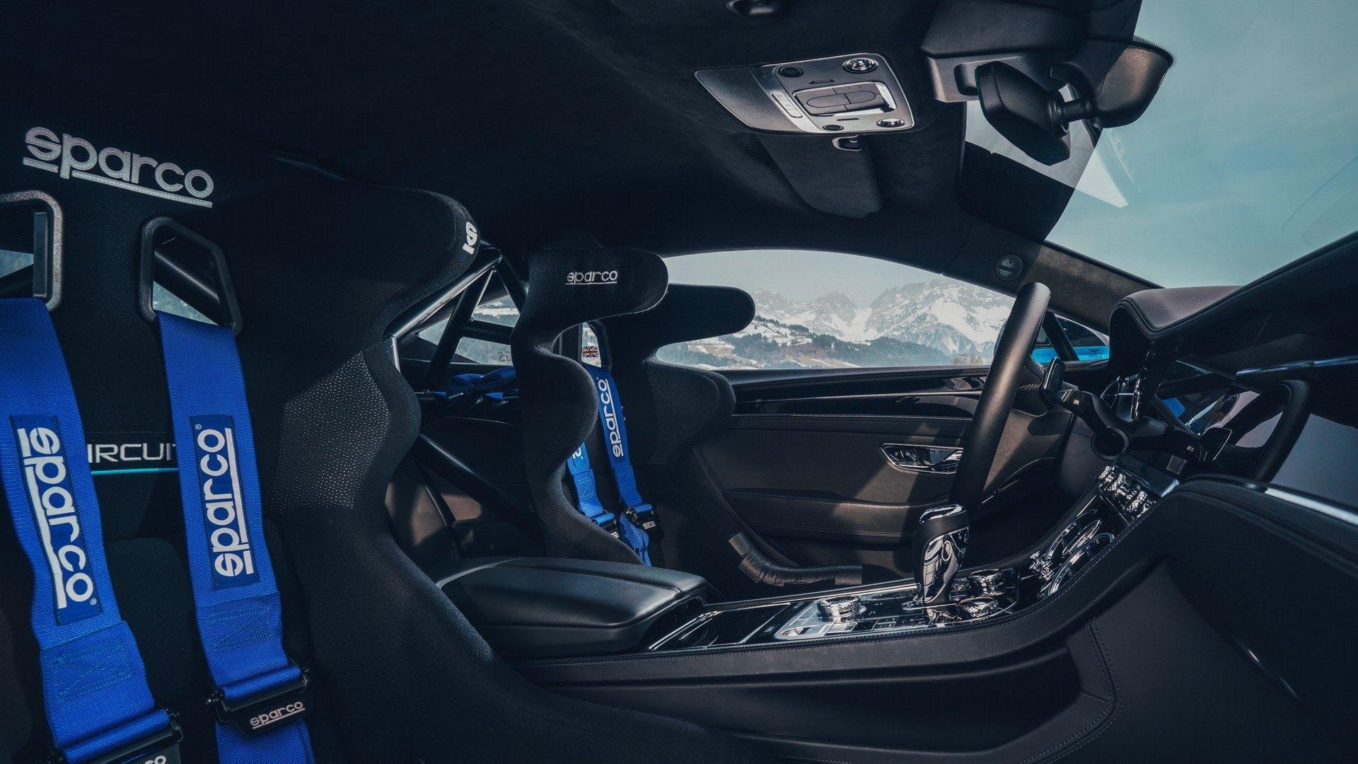 Bentley Continental GT Ice Race 2020 (9)
