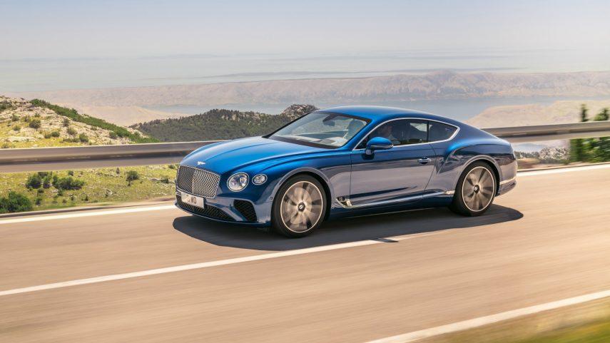 Bentley sigue lejos de la crisis y logra nuevo récord de ventas
