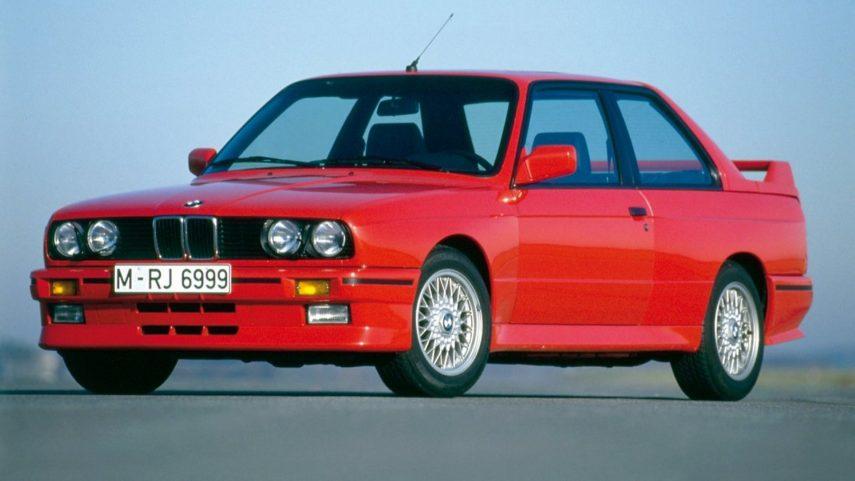 Coche del día: BMW M3 (E30)