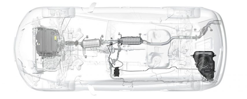 El catalizador patentado por Koenigsegg consigue unos 300 CV extra