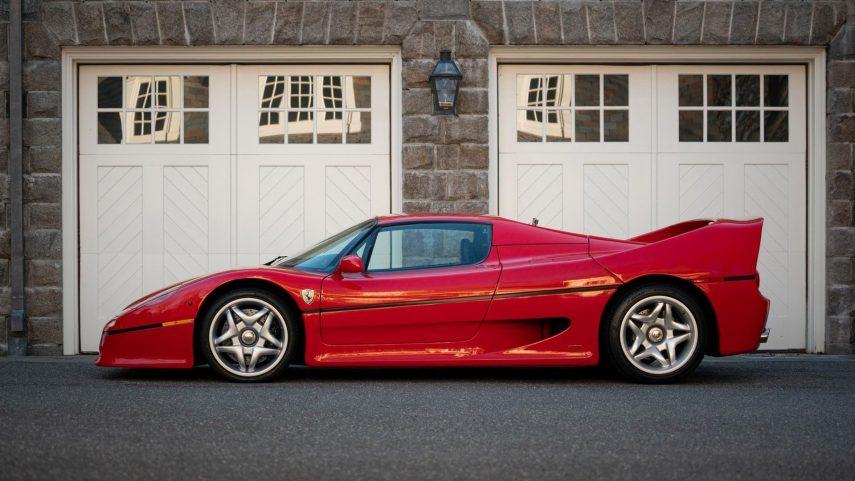 Ferrari F50 Berlinetta Prototipo (13)