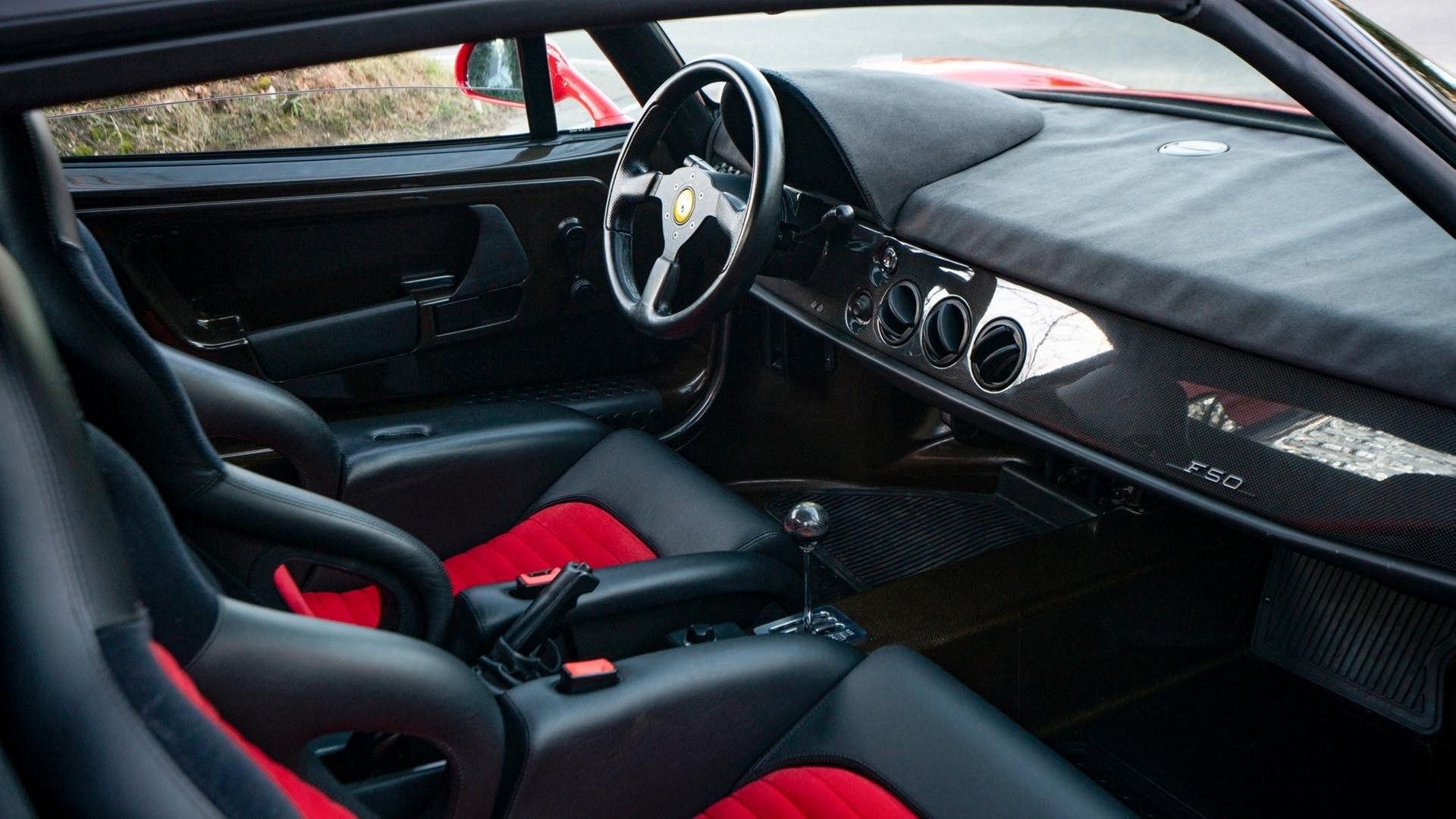 Ferrari F50 Berlinetta Prototipo (16)