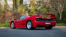Ferrari F50 Berlinetta Prototipo (2)