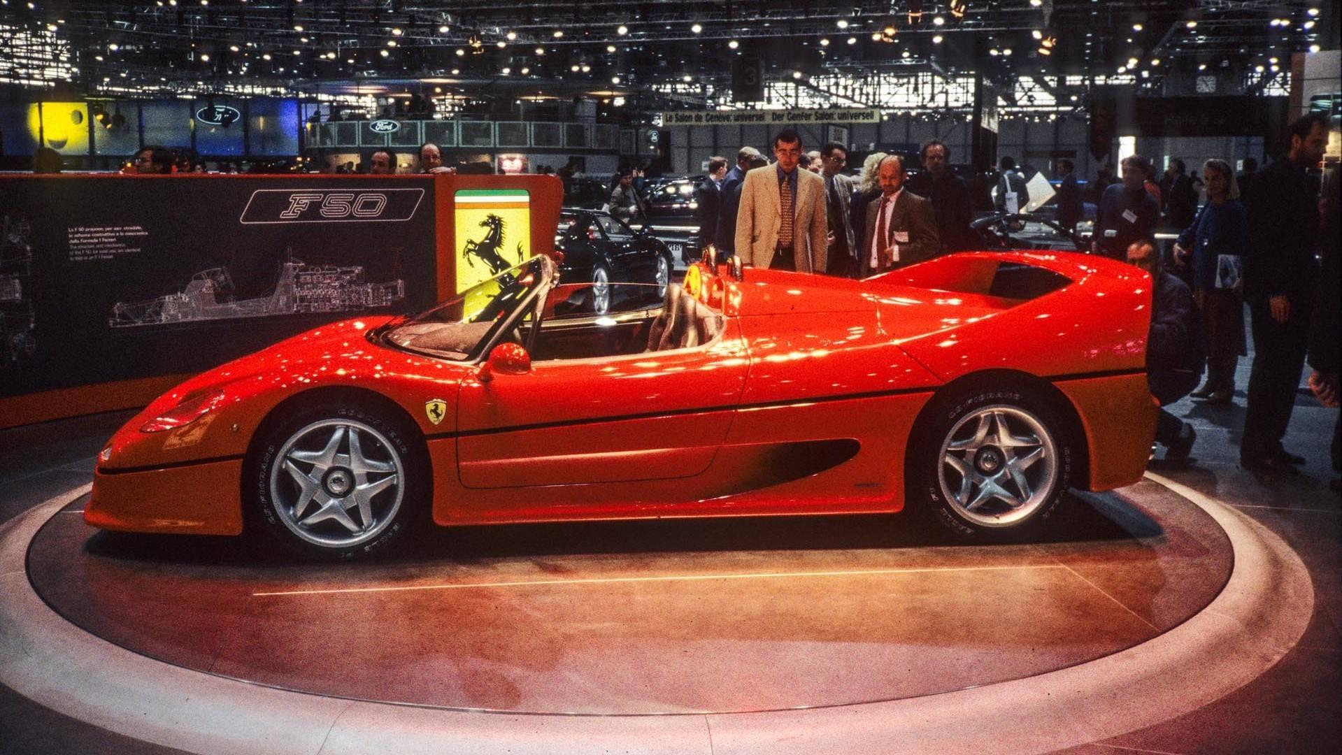 Ferrari F50 Berlinetta Prototipo (34)